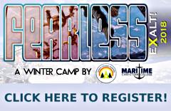 Register for Fearless 2018